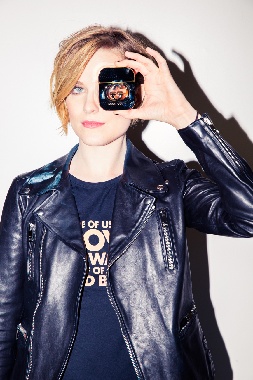 Gucci Guilty x Evan Rachel Wood